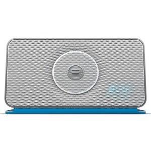 MIXX Bayan Audio Soundbook Classic Wireless Bluetooth Speaker - Silver