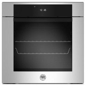Bertazzoni F6011MODVTX Modern Series Total Steam Single Oven - STAINLESS STEEL
