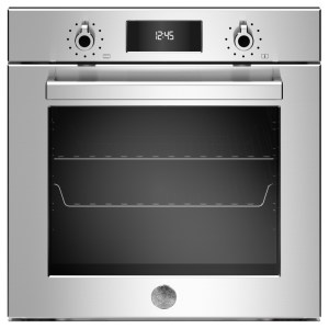 Bertazzoni F6011PROVLX Professional Series Steam Assist Single Oven - STAINLESS STEEL
