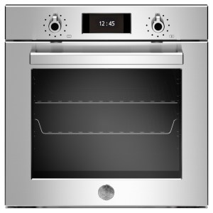Bertazzoni F6011PROVPTX Professional Series Pyrolytic Total Steam Single Oven - STAINLESS STEEL