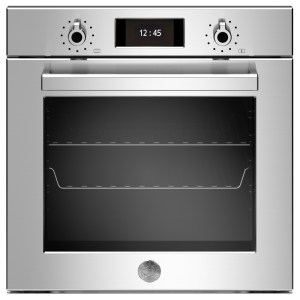 Bertazzoni F6011PROVTX Professional Series Total Steam Single Oven - STAINLESS STEEL