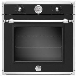 Bertazzoni F609HEREKTNE Heritage Series Single Oven - BLACK