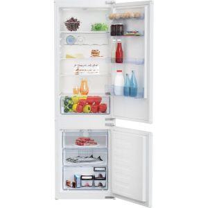 Beko BCFD373 Integrated 70/30 Frost Free Fridge Freezer with Sliding Door Fixing Kit - White - A+ Rated