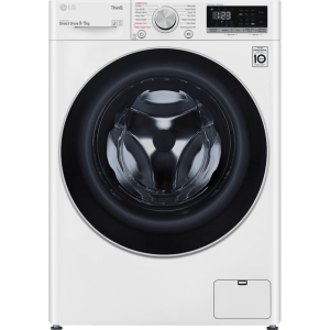 LG V5 FWV595WSE Wifi Connected 9Kg / 5Kg Washer Dryer with 1400 rpm - White - A Rated