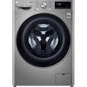 LG V7 FWV796STSE Wifi Connected 9Kg / 6Kg Washer Dryer with 1400 rpm - Graphite - A Rated