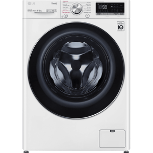 LG V7 FWV796WTSE Wifi Connected 9Kg / 6Kg Washer Dryer with 1400 rpm - White - A Rated