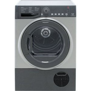 Hotpoint TCFS83BGG 8Kg Condenser Tumble Dryer - Graphite - B Rated