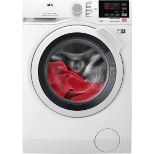 AEG DualSense Technology L7WEG841R 8Kg / 4Kg Washer Dryer with 1550 rpm - White - A Rated