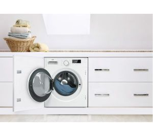 best washing machine integrated