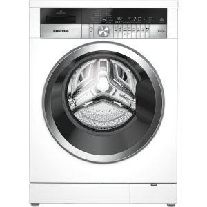 GRUNDIG GWN49460CW Washing Machine - White, White