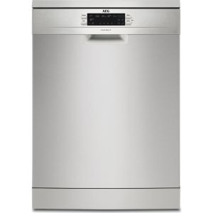 AEG AirDry Technology FFE62620PM Full-size Dishwasher - Stainless Steel, Stainless Steel