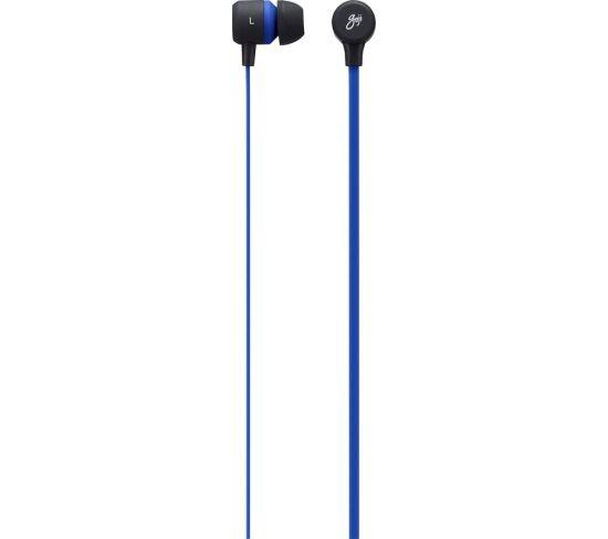GOJI Berries 3.0 Headphones - Blueberry, Gold
