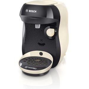 TASSIMO by Bosch Happy TAS1007GB Coffee Machine - Cream, Cream