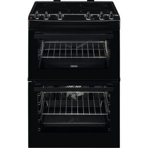 ZANUSSI ZCI66050BA 60 cm Electric Induction Cooker - Black, Black
