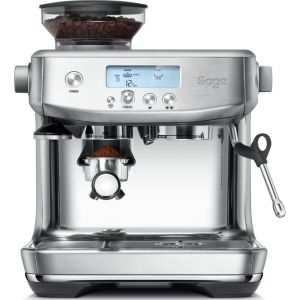 SAGE The Barista Pro SES878BSS Espresso Coffee Machine - Stainless Steel, Stainless Steel