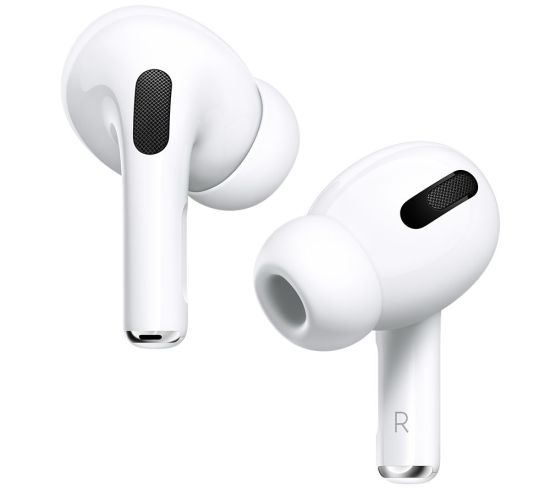 APPLE AirPods Pro with Wireless Charging Case - White, White