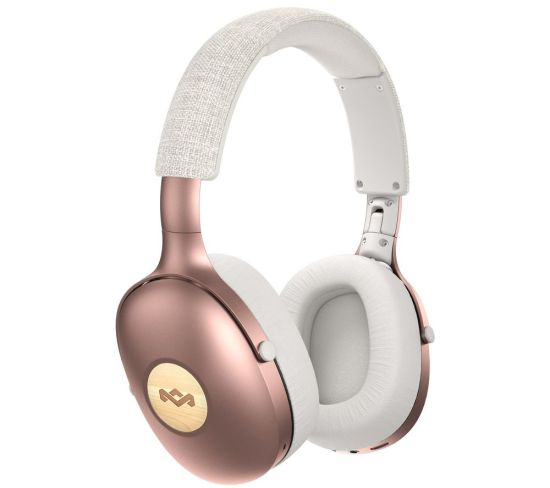 HOUSE OF MARLEY Positive Vibration XL Wireless Bluetooth Headphones - Copper