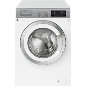 SMEG WHT914LUK1 9 kg 1400 Spin Washing Machine - White, White