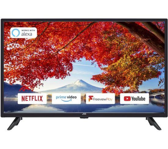 """32"""" JVC LT-32C600  Smart HD Ready LED TV"""