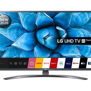 """55"""" LG 55UN74006LB  Smart 4K Ultra HD HDR LED TV with Google Assistant & Amazon Alexa"""
