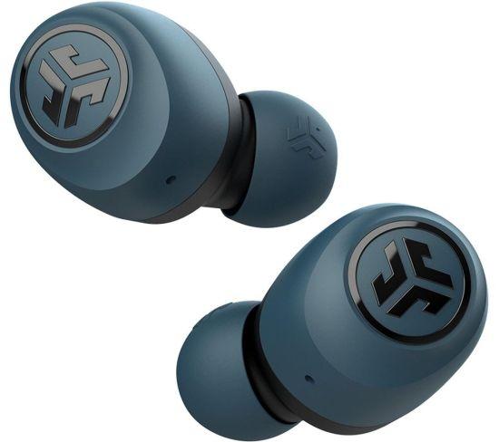 JLAB AUDIO GO Air Wireless Bluetooth Earbuds - Navy, Navy