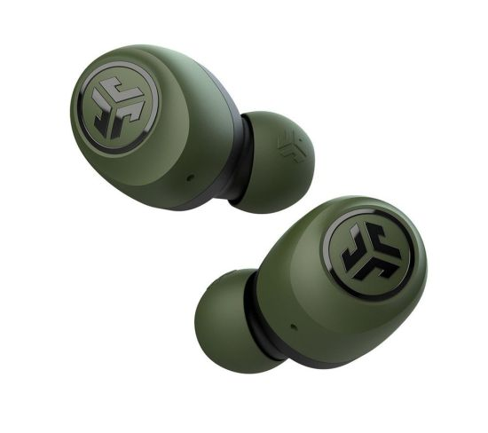 JLAB AUDIO GO Air Wireless Bluetooth Earbuds - Green & Black, Green