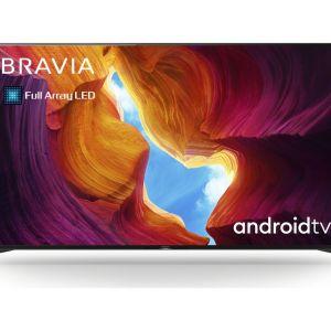 "75"" SONY BRAVIA KD-75XH9505BU  Smart 4K Ultra HD HDR LED TV with Google Assistant"