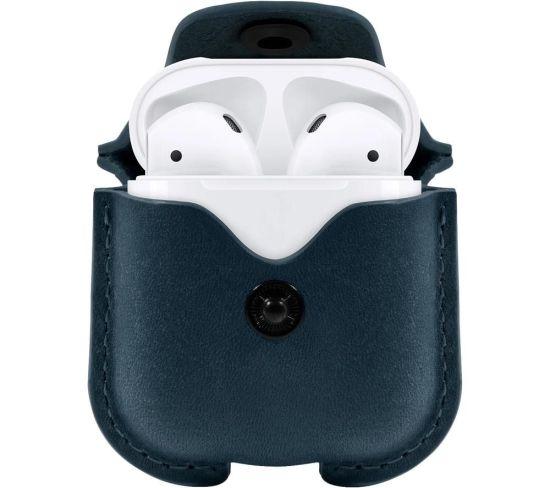 TWELVE SOUTH AirSnap AirPod Case Cover - Blue, Blue