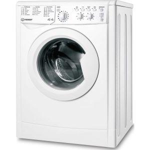 INDESIT Ecotime IWDC 65125 6 kg Washer Dryer - White, White