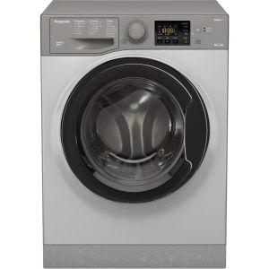 HOTPOINT Coreu0026tradeRDGR 9662 GK UK N 9 kg Washer Dryer - Graphite, Graphite