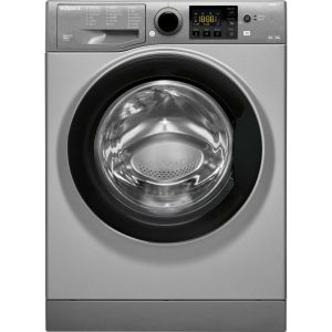 HOTPOINT RDG 8643 GK UK N 8 kg Washer Dryer - Graphite, Graphite