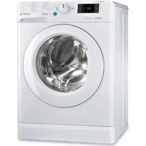 INDESIT Innex BDE 861483X W UK N 8 kg Washer Dryer - White, White