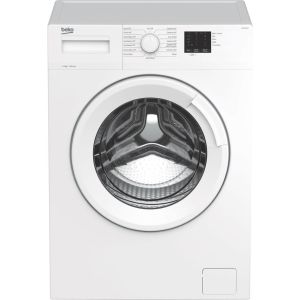 BEKO WTK84011W 8 kg 1400 Spin Washing Machine - White, White