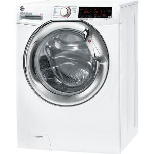 HOOVER H-WASH 300 H3WS68TAMCE NFC 8 kg 1600 Spin Washing Machine - White, White