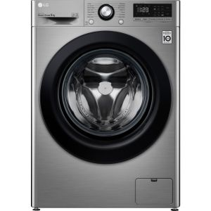 LG AI DD V3 F4V309SNE 9 kg 1400 Spin Washing Machine - Graphite, Graphite