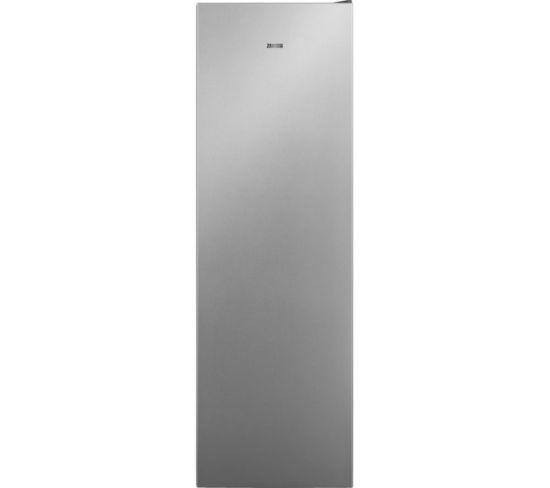 ZANUSSI ZUHE30FU2 Tall Freezer - Grey & Stainless Steel, Stainless Steel