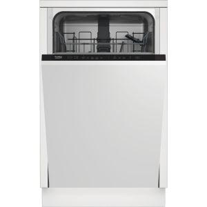 BEKO DIS15020 Slimline Fully Integrated Dishwasher