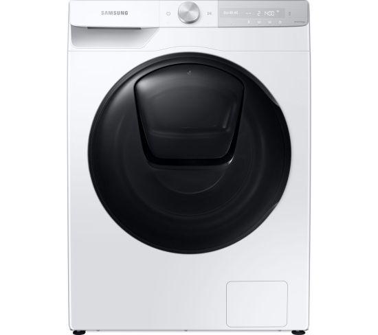 SAMSUNG QuickDrive WW90T854DBH/S1 WiFi-enabled 9 kg 1400 Spin Washing Machine - White, White
