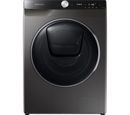 SAMSUNG QuickDrive WW90T986DSX/S1 WiFi-enabled 9 kg 1600 Spin Washing Machine - Graphite, Graphite