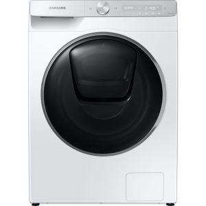 SAMSUNG QuickDrive WW90T986DSH/S1 WiFi-enabled 9 kg 1600 Spin Washing Machine - White, White