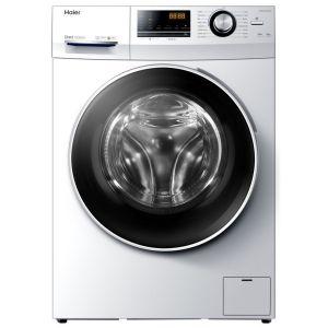 HAIER 636 Series HW80-B14636N 8 kg 1400 Spin Washing Machine - White, White