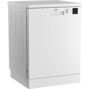 BEKO DVN04320W Full-size Dishwasher - White, White