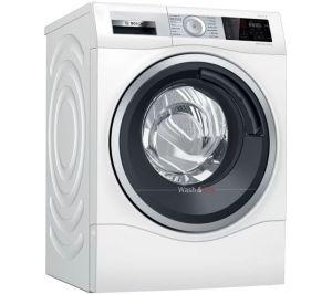BOSCH Serie 6 WDU28561GB 10 kg Washer Dryer - White, White
