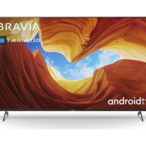"65"" SONY BRAVIA KE75XH9005BU  Smart 4K Ultra HD HDR LED TV with Google Assistant"
