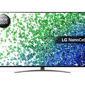 "65"" LG 65NANO816PA  Smart 4K Ultra HD HDR LED TV with Google Assistant & Amazon Alexa"