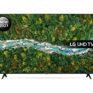 "65"" LG 65UP77006LB  Smart 4K Ultra HD HDR LED TV with Google Assistant & Amazon Alexa"
