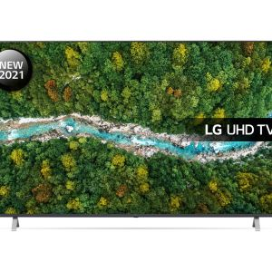 "75"" LG 75UP77006LB  Smart 4K Ultra HD HDR LED TV with Google Assistant & Amazon Alexa"