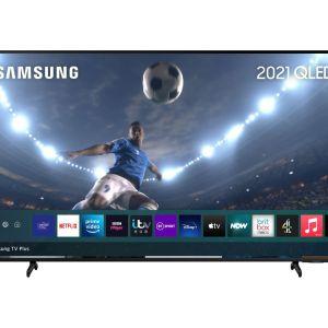 "65"" SAMSUNG QE65Q60AAUXXU  Smart 4K Ultra HD HDR QLED TV with Bixby, Alexa & Google Assistant"