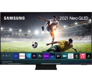 "50"" SAMSUNG QE50QN94AATXXU  Smart 4K Ultra HD HDR Neo QLED TV with Bixby, Alexa & Google Assistant"