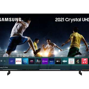 "75"" SAMSUNG UE75AU8000KXXU  Smart 4K Ultra HD HDR LED TV with Bixby, Alexa & Google Assistant"